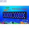 Het Koraal 330W WiFi van de Ertsader van de tank controleerde het Programmeerbare LEIDENE Licht van het Aquarium