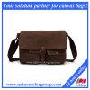 Saco de ombro quente novo por atacado da lona do produto 2016, saco do mensageiro da lona (MSB-013)