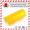 Покрывать желтой промышленной марки отражательный для знаков уличного движения дороги