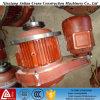 Elektrische Motor van de Rem van de Snelheid van Zds 7.5kw/0.8kw de Dubbele Kegel
