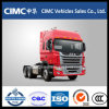 Caminhão do trator de JAC 420HP/prima - motor (meia cabine do telhado da altura)