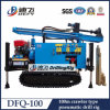 plataforma de perforación de la perforación hidráulica llena del martillo del 100m DTH para la venta