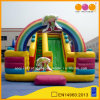 Cidade inflável do divertimento do arco-íris do equipamento do parque de diversões para a venda (AQ13129)