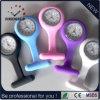 Reloj del FOB del cuarzo del reloj de la enfermera del silicón del diseñador de la impresión del agua (DC-1325)