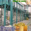Linha de trituração do milho do padrão europeu 100t/24h