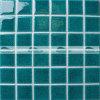 mozaïek van het Zwembad van de Barst van het Ijs van 48X48mm het Blauwe Ceramische (BCK703)