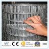 Qualitäts-quadratischer Ineinander greifen-Zaun/geschweißter Maschendraht-Zaun