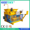 Macchina per fabbricare i mattoni vuota mobile Qmy6-25