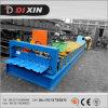 O ISO do CE de Dx Certificated o rolo da folha do telhado do metal que dá forma à máquina