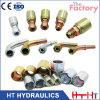 Encaixe de tubulação hidráulico da mangueira do aço inoxidável com padrão de Eaton (21641)