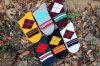 Socks GS011812 de coton de mode de Madame Girl Women's