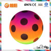 Pvc Colorful Inflatable Printing Ball voor Toy van Children (KH6-68)
