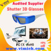 3D Fully - совместимое Bluetooth Active Shutter Glasses Bluetooth Active Shutter 3D Glasses