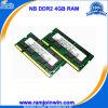 RAM низкой плотности 256MB*8 16chips Cl6 200pin SODIMM DDR2 4GB