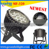 방수 Outdoor 12*10W 3in1 Disco LED PAR Light