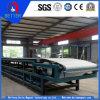 材料を厚くするか、または排水するための高品質の真空ベルトフィルター