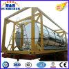 Csc 액체 매체 ISO 원유 20 피트 또는 휘발유 또는 디젤 엔진 탱크 콘테이너