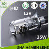 Wholesale All in One Bi Xenon H4 35W HID Mini Projector Len Bulbs