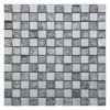Mosaico di vetro dell'edilizia di alluminio del metallo a forma di quadrato della lega (R 1651)