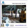 Новый Н тип горизонтальный автоматический Baler картона неныжной бумаги (HAS4-6)