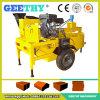 粘土の煉瓦形成機械M7mi土の煉瓦作成機械