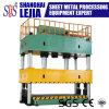 Presse de estampillage hydraulique d'action simple de /Four-Column de presse hydraulique (YQ27)