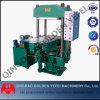 Máquina de la prensa hidráulica/prensa de moldeo de goma moldeada de los productos
