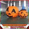 De reuze Opblaasbare Lichte Decoratie van de Replica van de Pompoen van Halloween