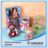 Plastikkosmetik-Pakete des geschenk-Box/Plastic