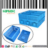 Profilatura in su Collapsible Plastic Crate Used per Storage