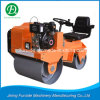 Doppio Auto-Propelled Vibratory Road Roller di Drum Mini da vendere (FYL-850)