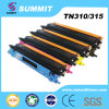 Laser compatível Color Toner Cartridge para TN310/315