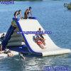 De brede Opblaasbare Spelen van het Water van de Dia van het Water Opblaasbare voor het Beklimmen (mic-507)
