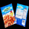Saco de plástico Factory Plastic Frozen Food Packaging com Customized Printing (MSZ-FB-008)