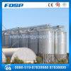Силосохранилище стали хранения зерна большой емкости 3000ton
