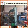 Máquina de dobra colorida da chapa de aço