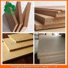 Plain 또는 Wood 처리되지 않는 Veneer/PVC /Melamine Laminated MDF (E1, E2) Board