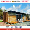 HOME Prefab móvel modular pré-fabricada projetada nova do recipiente de Cuatomized (H-C3)