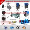 Il pneumatico residuo ricicla il dell'impianto/linea di produzione di gomma della polvere macchina