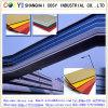 Comitato composito di alluminio di PVDF per la decorazione