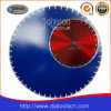 Middle Size Concrete Blades: Laser Diamond Saw Blade for Concrete