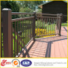 Power Coated를 가진 사용된 2400*1100mm Galvanized Steel Fence 또는 Iron Railing/Iron Guardrail/Fence Gate 또는 정원 Fence