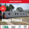 أنغولا مشاريع حافة [20فت] وعاء صندوق منزل لأنّ مكسب وتكييف
