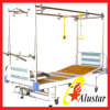 알루미늄 합금 정형외과 견인 침대