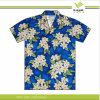 OEM het Hoge Overhemd van Aloha van de Mensen van de Manier Qualtiy Losse (KY-S003)