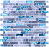Предпосылка Wall Tile для TV/Glass Mosaic для Wall