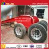 Schlussteil-Transportwagen des Schleppen-4axle für HochleistungsLowboy
