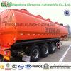 Shengrun 3alxes Carbon Steel Oil Tanker Trailer