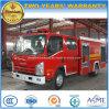Isuzu 4 da água toneladas de motor de incêndio 1 tonelada de incêndio extingue o caminhão de petroleiro da espuma