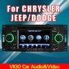iPod de la navegación del GPS del reproductor de DVD del coche de 5 '' HD para Chrysler/el regate/el jeep (VCH5609)